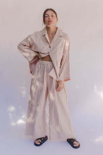 lullaby-club-linen-lounge-pants-sand-1